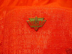 Houston Oilers old Logo Spike Pin NFL