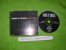 CD Rock Guns N' Roses - Ain't It Fun (3 Song) GEFFEN UK