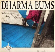 DHARMA BUMS haywire SORC 5A1/B1 1st press uk diablo 1989 LP PS EX/VG+