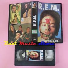 VHS R.E.M. Behind the mask SIRIO cd mc dvd (VM5)