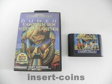 Dune II/2 (German Version) - Sega MEGA DRIVE/MD/Pal/118