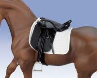Breyer Horse Accessory Traditional Stoneleigh II Dressage Saddle 2465