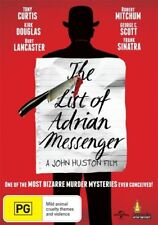 The List Of Adrian Messenger (DVD, 2012)