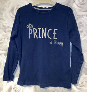 Boys Age 10-11 Years - Long Sleeved Top