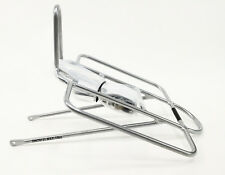 Soma Demi Porteur Bicycle Front Cargo Rack - Silver