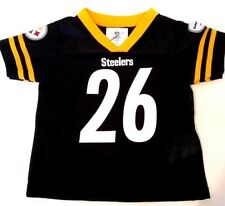 Nfl Team Apparel Baby Toddler Steelers #26 Leveon Bell Jersey Size 18M