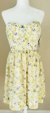Gianni Bini Dress Size 12 NWT New Simone Sunshine Floral Women's Sweetheart