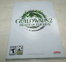 GUILD WARS 2 HEART OF THORNS - New/Sealed - Arenanet PC Game