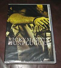 Ricky Martin MTV Unplugged DVD ~ New & Sealed Region 0