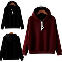 Women's Ultra Soft Fleece Midweight Casual Hood Pullover Hoodie Sweatshirt