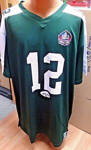 NFL HALL OF FAME NEW YORK JETS #12 NAMATH JERSEY MAJESTIC MULTIPLE SIZES NEW NWT