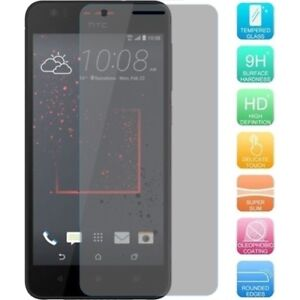 New Premium [Tempered Glass] Screen Protector for HTC Desire 530 / Desire 630