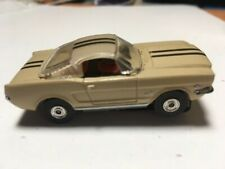 Vintage Aurora Ho Scale Slot Car Ford Mustang Pre 1970