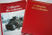 LA SECONDE GUERRE MONDIALE 1939-1945-L'OFFENSIVE DES ARDENNES-1983-ILLUSTRE