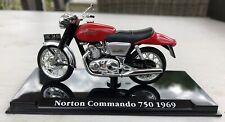 Model Norton Commando 750 Motorcycle 1969 - Diecast/plastic
