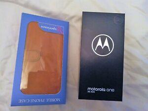 Motorola One 5G Ace - 128GB - (Metro) *1Yr Warranty* W/Case Included