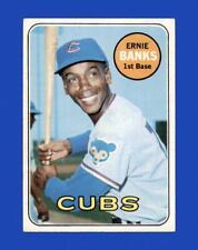 1969 Topps Set Break # 20 Ernie Banks VG-VGEX *GMCARDS*