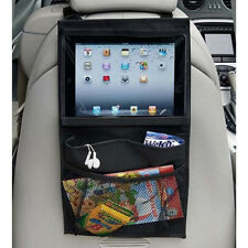Baby Car Seat Back Hanging Organizers Storage Holders Bags Portable For iPad EOA