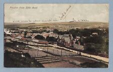VINTAGE POSTCARD - PRESTON  FROM DYKE ROAD   - Posted 1908