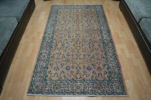 Faded Red Color,3.9x6.8 .Anatolian Rug,Turkish Rug,Handmade Carpet,Antique Rug.