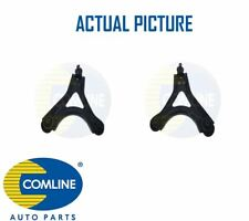 2 x FRONT TRACK CONTROL ARM WISHBONE PAIR COMLINE OE REPLACEMENT CCA1005