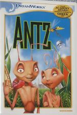New Dvd Antz Woody Allen Sharon Stone Factory Sealed Free Shipping !