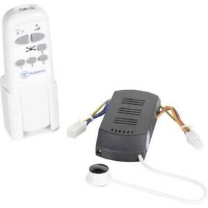 Deckenventilator-Fernbedienung  Westinghouse 78095-40 78095-40      N/A