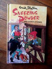"""Vintage Enid Blyton's """"Sneezing Powder"""""""