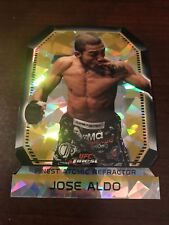 2011 Finest UFC Atomic Refractors #FAR7 - Jose Aldo