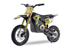 TOP Nitro 1000 W Tiger Lead 12/10 Dirtbike Elektro Bike Crossbike E-Cross Watt