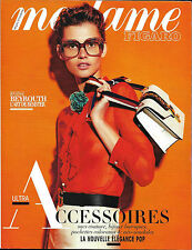MADAME FIGARO N°22265 11/03/2016 ACCESSOIRES/ BEYROUTH/ HUPPERT/ DERIAN/ IGGY