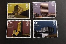 GB MNH STAMP SET 1971 Architecture Universities SG 890-893 10% OFF FOR ANY 5+
