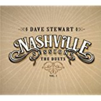 DAVE STEWART-NASHVILLE SESSIONS - THE DUETS. VOL.1-JAPAN CD F30