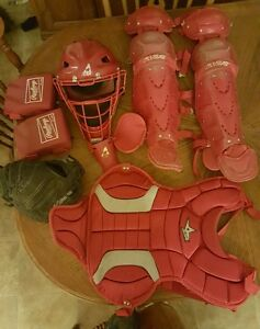 All Star Red Cathchers Gear
