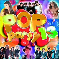 Pop Party 13 (CD & DVD) *FREE Shipping & FAST Dispatch Guaranteed*