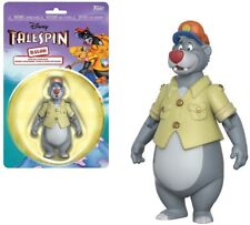 DISNEY TALE SPIN AFTERNOONS BALOO FUNKO ACTION FIGURE - NEW BOXED