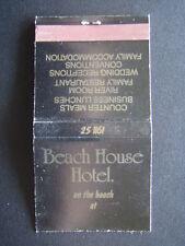 BEACH HOUSE HOTEL ON THE BEACH AT 646 SANDY BAY RD 251161 MATCHBOOK