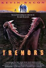 "TREMORS Movie Poster [Licensed-NEW-USA] 27x40"" Theater Size (Kevin Bacon)"