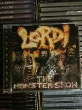LORDI / The Monster Show CD Brand New Sealed