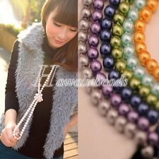 Unbranded Pearl Glass Fashion Jewellery