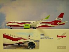 Herpa Wings 1:200  Airbus A220-300  Air Baltic  YL-CSL Latvia100  559690