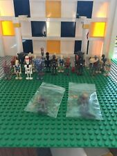 26! LEGO Star Wars Droid Lot collection rare different minifigures blue battle