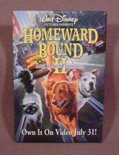 DISNEY Homeward Bound II Lost in San Francisco WALT Disney Promo Button PIN