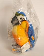 Steiff –  Lori Papagei blau – gelb (06387)