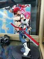 "Sexy KEUMAYA FINAL HYPER NURSE 1/8 Scale Painted PVC Figure Toy 9.8""  Red"