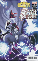 INFINITY WARPS  ARACH-KNIGHT #1 MARVEL COMICS VARIANT COVER C 2018