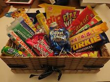 Retro sweets and chocolate hamper - Nestle, Fry's, Barratts, Swizzel Matlow