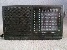 Omega 4009 8-Band Portable World Radio