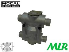 MOCAL OT/2D OIL COOLER REMOTE THERMOSTAT 5/8BSP BOLT ON FITTINGS BCQ