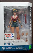 DC Bombshells ~ WONDER WOMAN ACTION FIGURE ~ DC Collectibles Ant Lucia